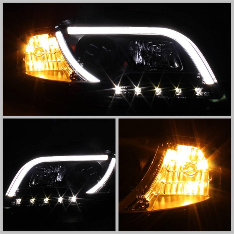 Spyder Audi A4 06-08 Projector Headlights