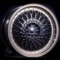 JNC Wheels Rim JNC014 Matte Black 18x9.5 5x100 ET30