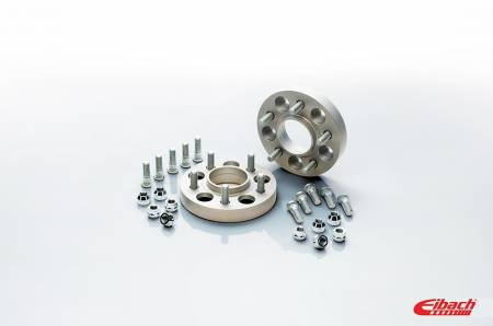 Eibach - Eibach Wheel Spacers 35mm 2005-2009 FORD Mustang Convertible 6 Cyl.