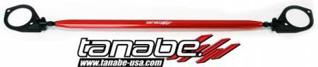 Tanabe - Tanabe Sustec Strut Tower Bar Rear 92-02 Honda Prelude (includes SH)