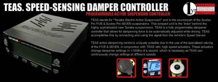 Tanabe - Tanabe Electric Active Suspension TEAS (Electric Controller)