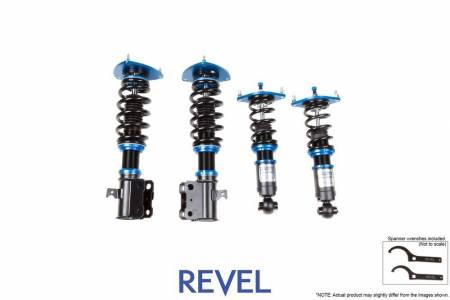 Revel USA (Tanabe) - Revel Touring Sport Damper Coilovers for 2008-2014 Subaru WRX STI