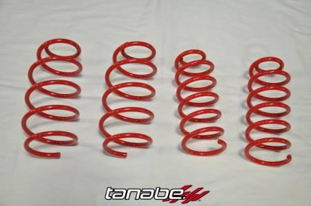 Tanabe - Tanabe NF210 Lowering Springs 14-14 Mazda Mazda 6 (Skyactiv)