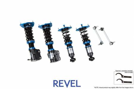 Revel USA (Tanabe) - Revel Touring Sport Damper Coilovers 2017-2018 Toyota 86