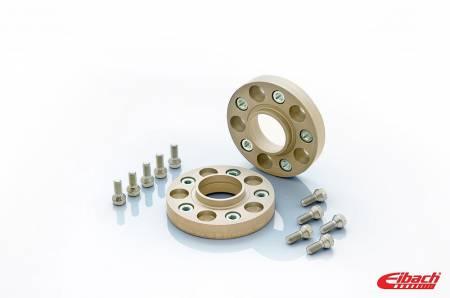 Eibach - Eibach Wheel Spacers 25mm 5x100 96-98 Volkswagen Jetta III VIN#...>070450 4 Cyl.