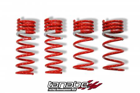 Tanabe - Tanabe NF210 Lowering Springs for 03-08 Nissan 350Z (Z33)