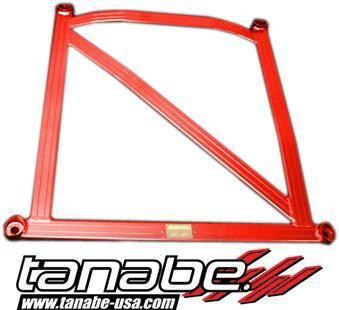 Tanabe - Tanabe Sustec Under Brace Front 02-06 Subaru Impreza WRX (GDA)