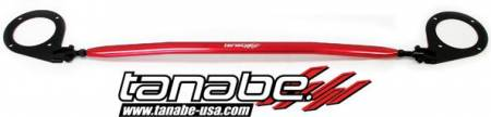 Tanabe - Tanabe Sustec Strut Tower Bar Front 86-92 Mazda RX-7 (FC3S)
