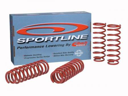 Eibach - Eibach Sportline Lowering Springs 1979-1993 Ford Mustang Coupe V8