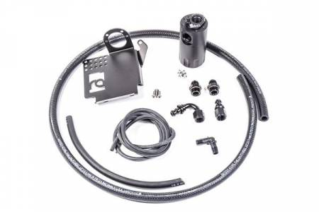 Radium Engineering - Radium Engineering 06-09 Honda S2000 LHD (All RHD) Crankcase Catch Can Kit