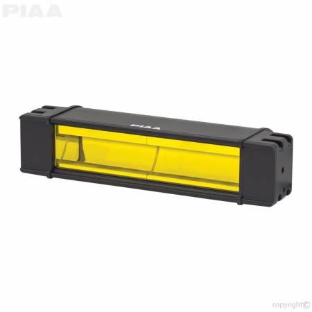 "PIAA - PIAA RF Series 10"" LED Light Bar Yellow Fog Beam Single, SAE Compliant"