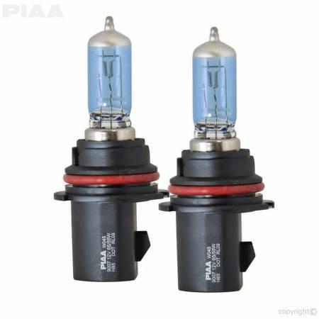 PIAA - PIAA 9007 (HB5) Xtreme White Hybrid Twin Pack Halogen Bulbs