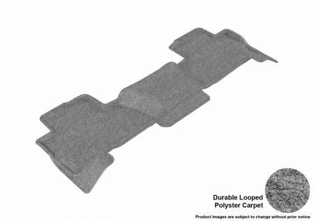 3D MAXpider (U-Ace) - 3D MAXpider FLOOR MATS CHEVROLET TAHOE/ GMC YUKON 2015-2019 CLASSIC GRAY R2 BENCH SEAT