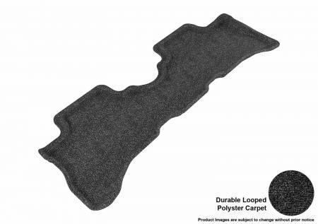 3D MAXpider (U-Ace) - 3D MAXpider FLOOR MATS NISSAN CUBE 2009-2014 CLASSIC BLACK R2