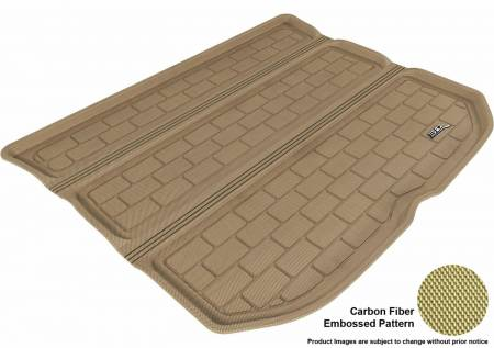 3D MAXpider (U-Ace) - 3D MAXpider SCION TC 2011-2014 KAGU TAN STOWABLE CARGO LINER