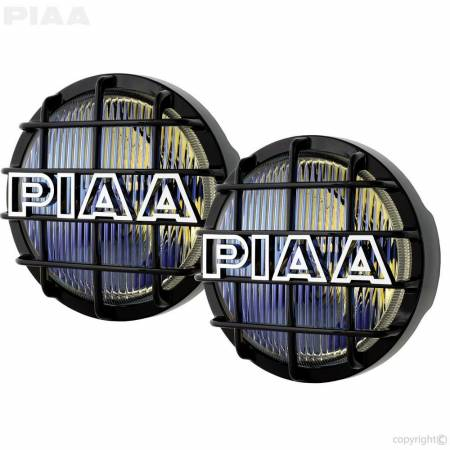 PIAA - PIAA 520 Ion Yellow Fog Halogen Lamp Kit