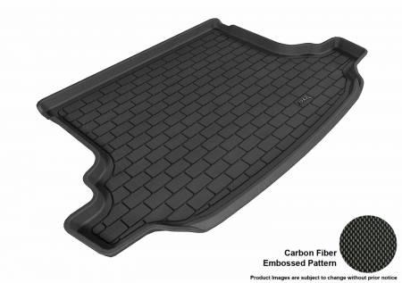 3D MAXpider (U-Ace) - 3D MAXpider SUBARU FORESTER 2009-2013 KAGU BLACK CARGO LINER