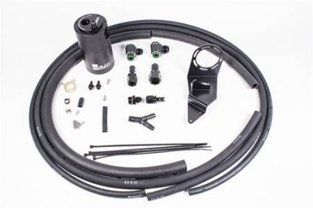 Radium Engineering - Radium Engineering 08-14 Subaru WRX STI Air Oil Separator Kit