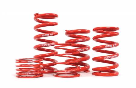 H&R - H&R 2.5 inch ID Single Race Spring Length 14 inch Rate 600 lbs/inch
