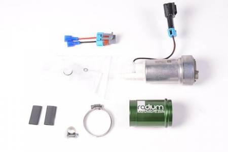 Radium Engineering - Radium Engineering 01-06 BMW E46 M3 to Walbro F90000274 E85 Fuel Pump Install Kit (Pump Incl)