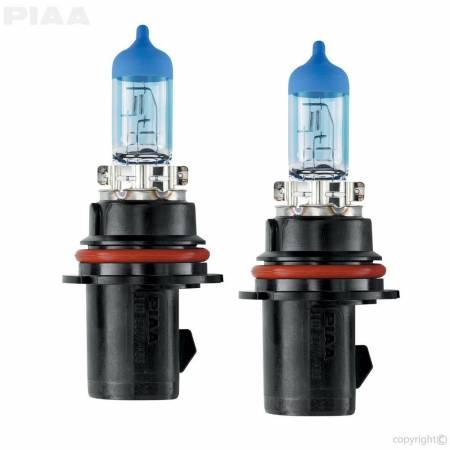 PIAA - PIAA 9007 XTreme White Plus Twin Pack Halogen Bulbs
