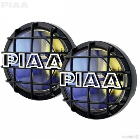 PIAA - PIAA 520 Ion Yellow Driving Halogen Lamp Kit