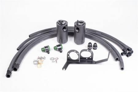 Radium Engineering - Radium Engineering 2015+ Subaru WRX Dual Catch Can Kit