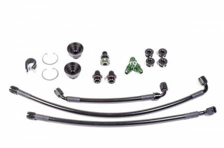 Radium Engineering - Radium Engineering Nissan VQ35HR & VQ37VHR Fuel Rail Plumbing Kit