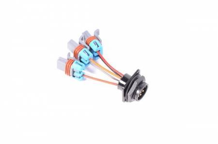 Radium Engineering - Radium Engineering Bulkead Harness Internal Triple Walbro F90000267/274 Pump