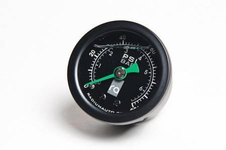 Radium Engineering - Radium Engineering 0-100 PSI Fuel Pressure Gauge