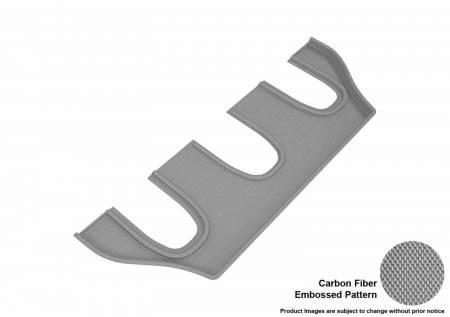 3D MAXpider (U-Ace) - 3D MAXpider FLOOR MATS TESLA MODEL X NON-FOLDING 7-SEATS 2016-2017 KAGU GRAY R3
