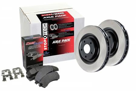 StopTech - StopTech 909.66512 Preferred Axle Pack
