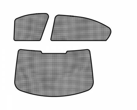 3D MAXpider (U-Ace) - 3D MAXpider BMW 3 SERIES (E90) SEDAN 2006-2011 SOLTECT SUNSHADE SIDE & REAR WINDOW