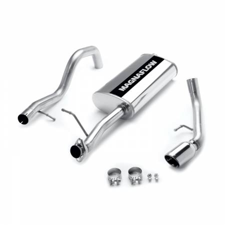 MagnaFlow Exhaust Products - MagnaFlow System Cat Back Exhaust '06 Ford Explorer 4.0L V6
