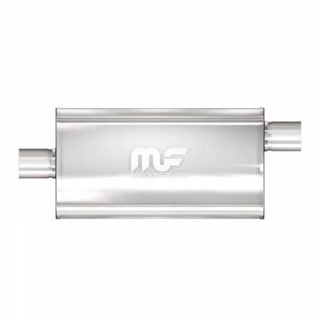 MagnaFlow Exhaust Products - MagnaFlow Muffler Mag SS 22X5X11 3 O/C