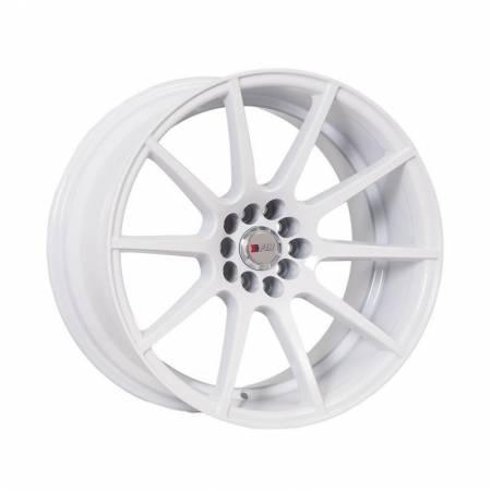 F1R Wheels - F1R Wheels Rim F17 18x10.5 5x100/114.3 ET20 White