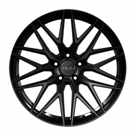 F1R Wheels - F1R Wheels Rim F103 18x9.5 5x100 ET38 Gloss Black