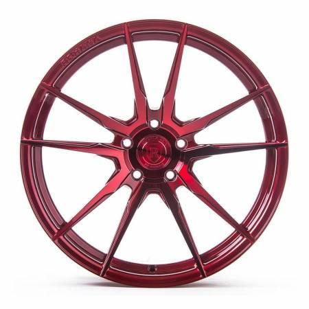 Rohana Wheels - Rohana Wheels Rim RF2 20x9 5x120 35ET Gloss Red