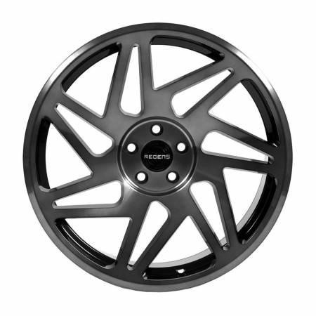 Regen5 Wheels - Regen5 Wheels Rim R31 18x8.5 5x120 36ET Smoked Carbon
