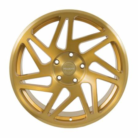 Regen5 Wheels - Regen5 Wheels Rim R31 18x9.5 5x120 36ET Brushed Gold