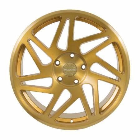 Regen5 Wheels - Regen5 Wheels Rim R31 18x9.5 5x112 42ET Brushed Gold