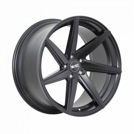 F1R Wheels - F1R Wheels Rim F35 20x10 5x120 ET38 Satin Black