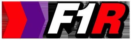 F1R Wheels - F1R Wheels Rim F01 15x8 4x100/114.3 ET25 White/Purple Lip