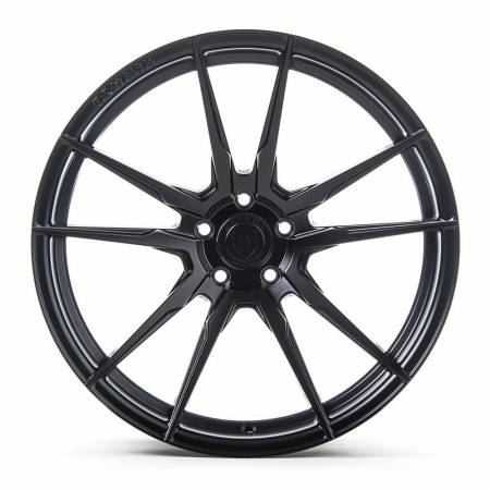 Rohana Wheels - Rohana Wheels Rim RF2 20x9 5x120 45ET Matte Black