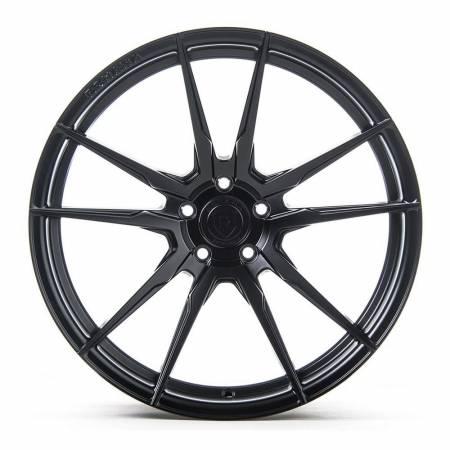 Rohana Wheels - Rohana Wheels Rim RF2 19x9.5 5x100 35ET Matte Black