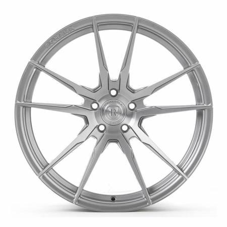 Rohana Wheels - Rohana Wheels Rim RF2 20x10 5x112 33ET Brushed Titanium