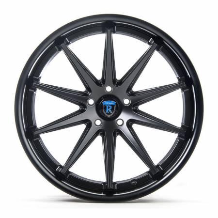 Rohana Wheels - Rohana Wheels Rim RC10 19x9.5 5x120 20ET Matte Black