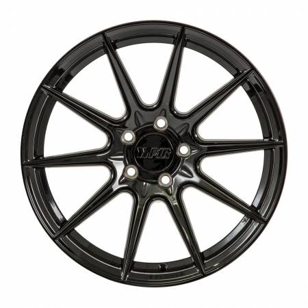 F1R Wheels - F1R Wheels Rim F101 18x9.5 5x100 ET38 Gloss Black