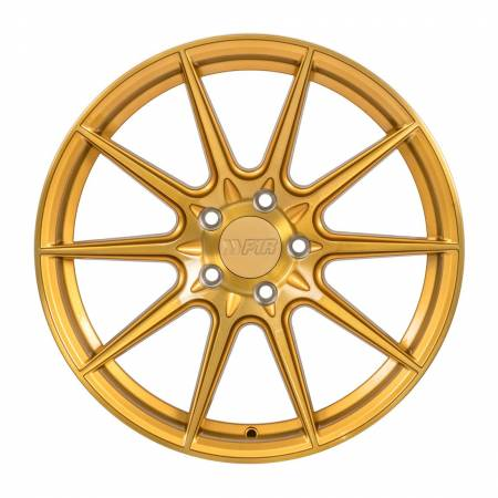 F1R Wheels - F1R Wheels Rim F101 18x8.5 5x112 ET42 Brushed Gold