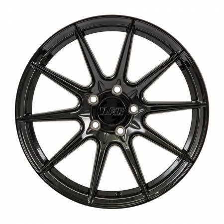 F1R Wheels - F1R Wheels Rim F101 18x9.5 5x114 ET38 Gloss Black